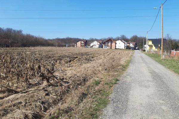 Goričica, Donja Zelina, građevinsko zemljište, 100m od glavne ceste, 7165 m²