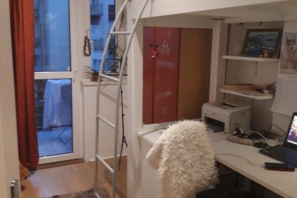 Zagreb (Centar), ul. Frane Bulića, 3,5-sobni stan, 69 m²
